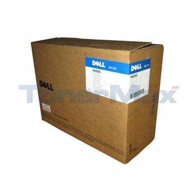 DELL M5200N TONER CARTRIDGE BLACK 12K